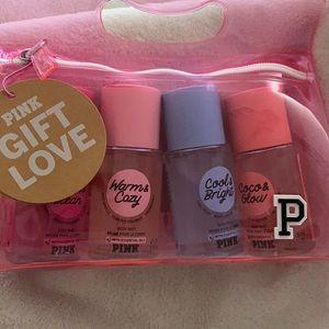 PINK mini gift set!